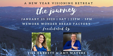 The Journey | A New Year Visioning Retreat tickets