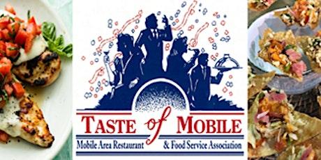 2020 Taste of Mobile tickets