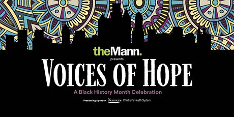 Voices of Hope: A Black History Month Celebration – Presented by Nemours® tickets