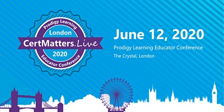 CertMatters.Live 2020 tickets