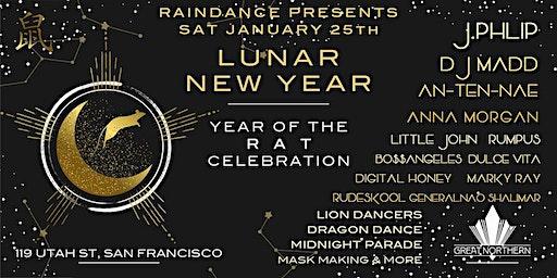 J. Phlip, DJ Madd & more | Raindance Presents: Lunar New Year of the Rat