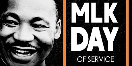 MLK Day Volunteer Census Kick-Off tickets