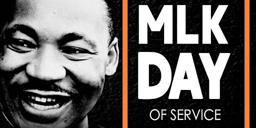 MLK Day Volunteer Census Kick-Off