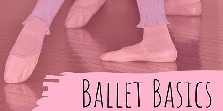 Ballet Basics tickets