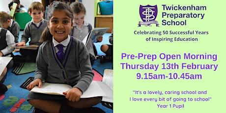 Pre-Prep Open Morning Twickenham Prep School Hampton tickets
