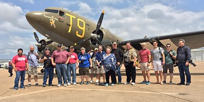 Fort Worth Foto Fest: Aerial Photography-Powered by Greatest Generation Aircraft
