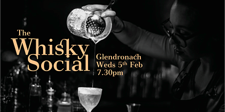 The Whisky Social - Glendronach: the Sherry Cask Connoiseurs tickets