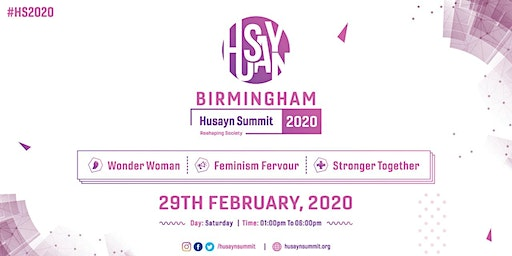 Husayn Summit Reshaping Society