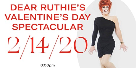 Dear Ruthie's Valentine's Day Spectacular tickets