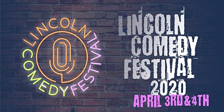 Lincoln Comedy Festival 2020 All Ages Show Featuring Rob Steen tickets