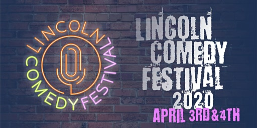 Lincoln Comedy Festival 2020 All Ages Show Featuring Rob Steen