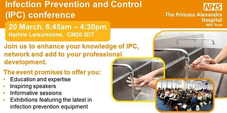 Infection Prevention and Control Conference 2020 tickets
