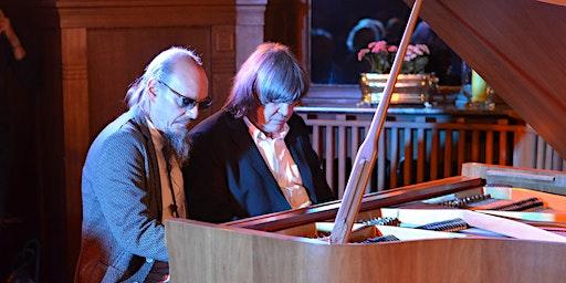 Axel Zwingenberger & Henning Pertiet - Blues & Boogie Woogie Feuerwerk