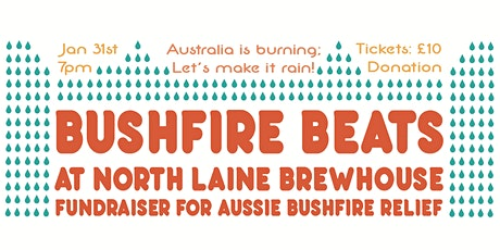 Donations - Bushfire Beats tickets