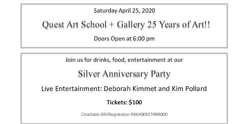 Quest Art School + Gallery 25 Years of Art