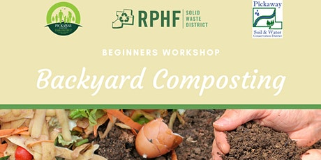 Backyard Composting Beginners Workshop tickets