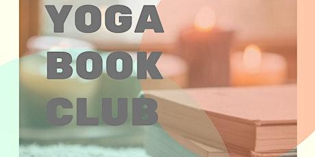 Copy of YOGA BOOK CLUB WEEK 2 tickets