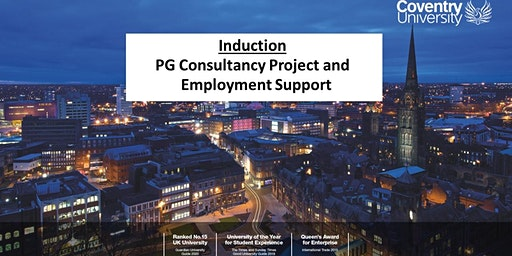 Induction to Consultancy Project and Employment Support (Jan 2020 cohort)