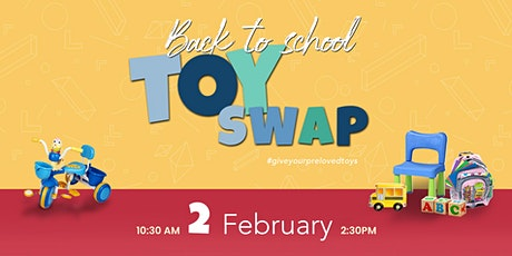 Toy Swap Day - Back to School tickets