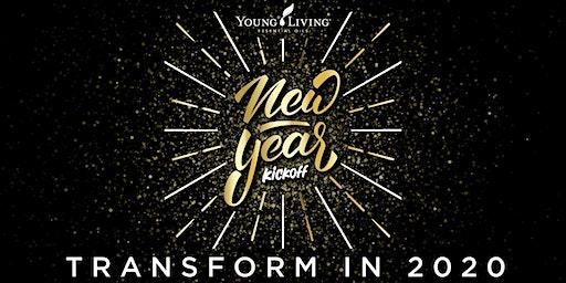 YOUNG LIVING - New Year Kickoff - January 18, 2020