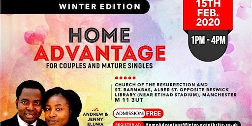 Home Advantage- Winter Edition 2020