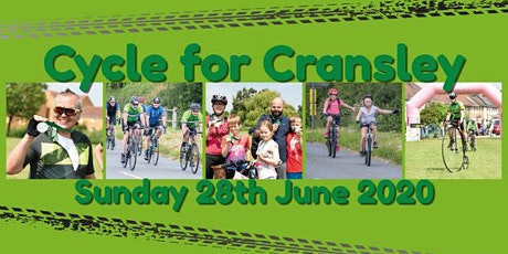 Cycle for Cransley 2020 tickets