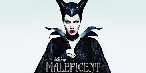 Maleficent (+Mamma's Pizza)