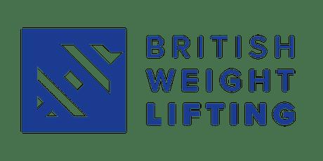 BWL North Open Series 3 tickets