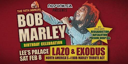 14th Annual Bob Marley Birthday Tribute