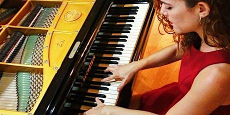 Concierto Raquel Sánchez Fuentes, piano (Sábado 8 febrero de 2020 - 20:30h) entradas