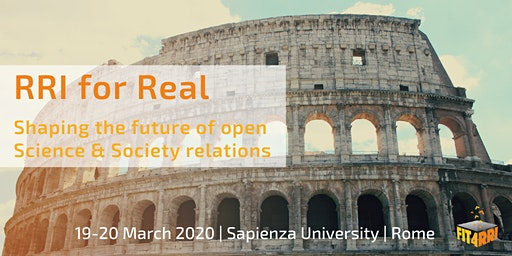 RRI for real: Shaping the future of open science and society relations