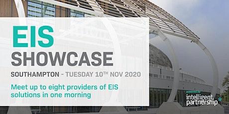 EIS Showcase 2020   Southampton tickets