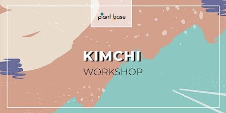 Kimchi Workshop - vegan tickets
