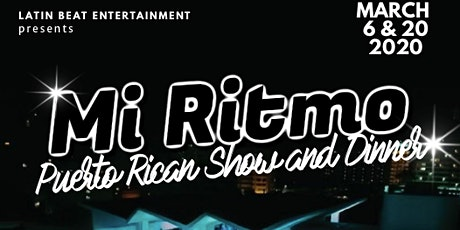 Mi Ritmo Puerto Rican Show & Dinner (The Wave Hotel) tickets