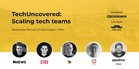 TechUncovered: Scaling tech teams tickets