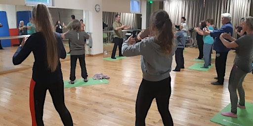 Qi Gong Workshop Deep Healing Qi Gong