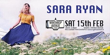 SARA RYAN tickets