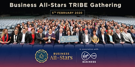 Business All-Stars TRIBE Gathering in association with Virgin Media tickets