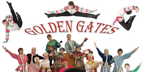 Golden Gates - From Russia with Love in Prescott AZ tickets