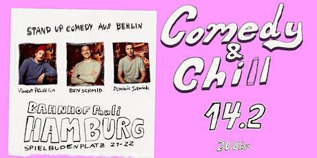 Comedy und chill Tickets