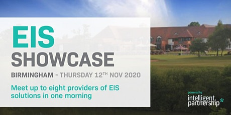 EIS Showcase 2020 | Birmingham tickets