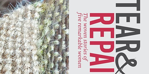 Tear and Repair Exhibition Talk with Artist Nicola Moody