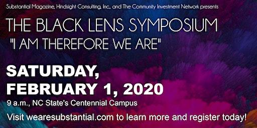 Black Lens Symposium