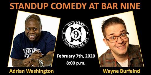 Comedy Night Live @ Bar Nine