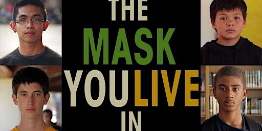 FACE FWD Film Series: The Mask You Live In