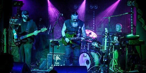 Davy K Project at The Enler Delta Blues Club