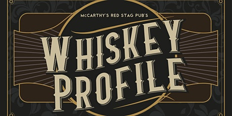 Personal Whiskey Profile tickets