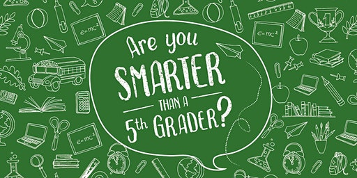 Are You Smarter Than a 5th Grader Parent Night