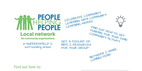 People Helping People Network: Celebration of Community Learning & Activity tickets