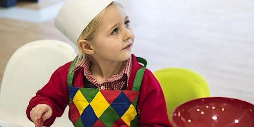 Children's Cookery Workshop (6-12yrs) @ Hanger Farm Arts Centre